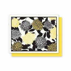 All Occasion Chrysanthemum - 5 Pack  This bold pattern is modern, cheerful and bright! Plant card in the ground and watch it grow. Planting instructions included. $17.99
