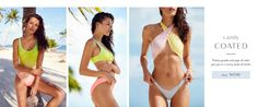 Shop Bold Colored Swimwear at Free People