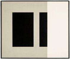 """John McLaughlin   ,  1953,  oil on panel,  32"""" x 38""""  in."""