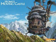 Miyazaki- Howl's Moving Castle