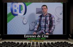 """Tengo el placer de compartir con todos vosotr@s, mi colaboración en la Televisión Comarcal de Xàtiva (Valencia, España), en el que realizo críticas de Cine. Esta semana reseñamos la delirante y algo gamberra cinta de espías de Matthew Vaughn, """"Kingsman: Servicio secreto"""", y el notable filme de investigación periodística, """"Matar al mensajero"""", de Michael Cuesta. http://tavernamasti.blogspot.com.es/2015/03/bon-dia-comarcal-estrenes-de-cine-amb_12.html"""