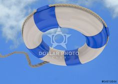 http://www.dollarphotoclub.com/stock-photo/Life Buoy - 3D/64619844 Dollar Photo Club millions of stock images for $1 each
