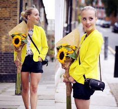 Framboise Fashion // Colour enthusiast