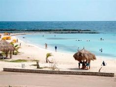 playa baby beach Aruba