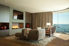 Te presentamos 15 casas majestuosas en la playa que te harán soñar con vivir en el mar.