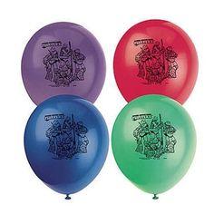 Teenage Mutant Ninja Turtles 8 (Per Pack) Helium Quality Latex Balloons !