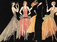 1920's Fashion for the dance floor