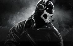 Call Of Duty Ghosts HD Wallpaper PC