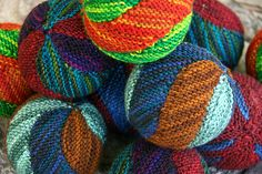 nelleke maakt van alles: achteruit breien (backwards knitting)