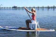 BOTE Paddleboards & a Yeti Cooler | http://www.floridasportsman.com