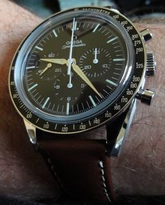 """OMEGA Speedmaster """"First Omega In Space"""" Limited Edition"""
