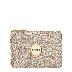 Slarkle throughout the nightwith the Sparks Fly Pouch Mimco Pouch, Mimco Bag, My Wallet, Clutch Wallet, Handbag Accessories, Fashion Accessories, Glitz And Glam, Luggage Bags, Purses