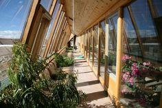 large earthship homes | Earthships Principles