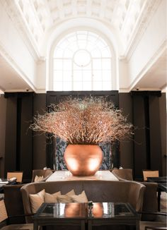Mr. Tripper Is Back From… Rosewood London !