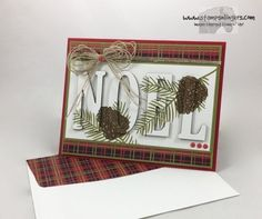 Christmas Happiness Eclipse Noel by Stamps-n-lingers - Cards and Paper Crafts at Splitcoaststampers