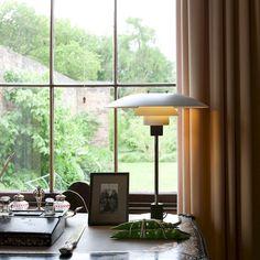 PH 4/3 table lamp by Poul Henningsen from Louis Poulsen   Ballywalter
