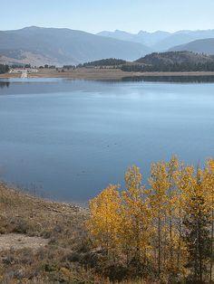 Near Estes Park, Colorado
