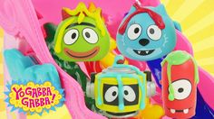Learn COLORS with Yo Gabba Gabba Frozen Bath Paint Paw Patrol Squishy Pal Bathtime Toys Orbeez Toys. These Yo Gabba Gabba toys are great toys for kids to learn about colors at bath time. These toys help with fine motor skills hand eye coordination and memory. This is an educational learning video for toddlers babies preschoolers and infants who want to learn English as a second language (ESL).  Subscribe here to never miss a video…