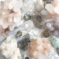 x pretty crystals x