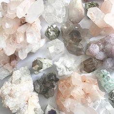 x pretty crystals x