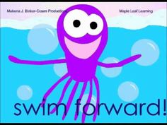 cute little song I found for introducing the octopus today for our ocean theme month! Matches all our site words so far too :)