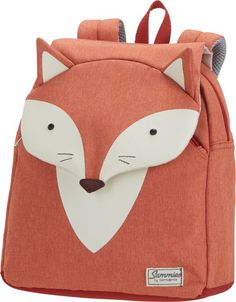 27fab76634 Sammies By Samsonite Kinderrugzak - Happy Sammies Backpack S Fox William