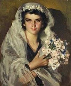 Jose Cruz Herrera      Autorretrato                   Pintor español cuyo nacimiento tubo lugar un 1 de octubre de 1890 en l...