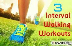 Take your walking routine to the next level with intervals to torch even more calories!