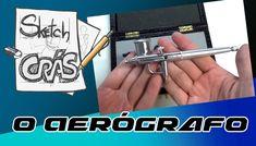 O Aerógrafo - Sketch Crás