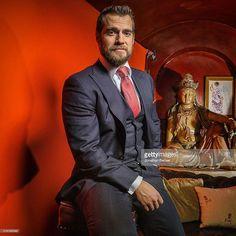 BAFTA dinner portrait #henrycavill #baftadinner #portrait image by @gettyimages