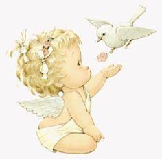 7 das Artes: Anjos Morehead - lindos!!!