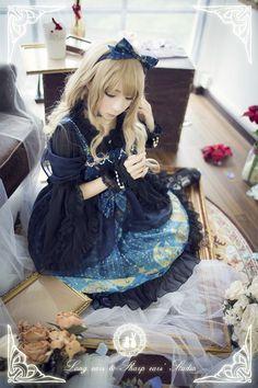 ea4f0c9d268cb Stardust Jewel Lolita Blouse   A-line Super Puffy Lolita Petticoat - My  Lolita Dress