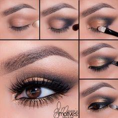 AuntSusie's Motives Cosmetics Online Party - Makeup Tutorial James Charles Eye Makeup Steps, Eyebrow Makeup, Skin Makeup, Eyeshadow Makeup, Makeup Brushes, Makeup Tips, Beauty Makeup, Eyeshadow Palette, Makeup Geek