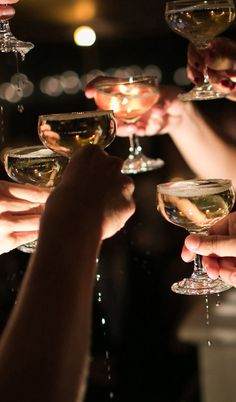 it's our annual TOC new year's eve party! so put your sparkly clothes on, grab a glass and let's say CHEERS to the end of 2016 and the start of x Cheers, Saint Sylvestre, A Little Party, In Vino Veritas, New Year Celebration, Nouvel An, Lets Celebrate, New Years Eve Party, Happy Hour