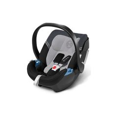 Cybex Aton 3 Group 0+ Car Seat-Storm Cloud (2014)  Description: The idea behind the ambitious concept of the new-generation infant carrier was to incorporate the excellent safety features of the previous testwinner model CYBEX Aton 2, which had already been awarded ?VERY GOOD? by Stiftung Warentest and ADAC in the safety category, and to further...   http://simplybaby.org.uk/cybex-aton-3-group-0-car-seat-storm-cloud-2014/