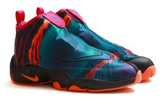Nike Air Zoom Flight 'The Glove' PRM Green Abyss/Black