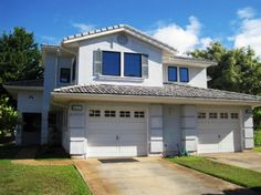 Navy Region Hawaii – Moanalua Terrace Neighborhood: 2 bedroom townhomes within walking distance to the NEX is designated for E1-E6.