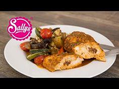 Chickenwings / Hähnchenflügel aus dem Ofen oder vom Grill - YouTube
