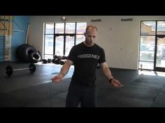 Double Unders Explained | Chris Spealler, CrossFit Park City  I need to watch this.  My DUs are terrible!