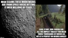 Flat earth Flat Earth Conspiracy, Flat Earth Proof, Earth Memes, Moon Landing, Ancient Mysteries, Space Travel, Ancient Aliens, First They Came, Big Picture