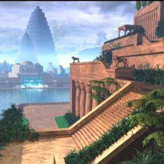 10. There is not a city in the world in the present time that can compare to that of the ancient city of Babel. It occurred to me that in the 21st century we are no longer pursuing spiritual enlightenment and intelligence the way that the ancients did.