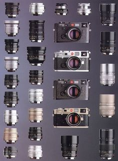 fromand: leica m system ad [1998]