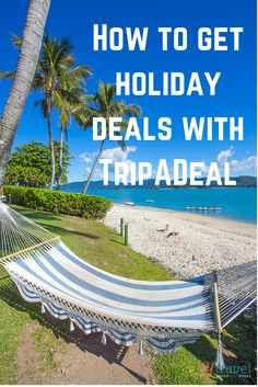 This awesome online travel store from Australia finds incredible deals on luxury villas and package tours. Some deals you can save up to 75% off!