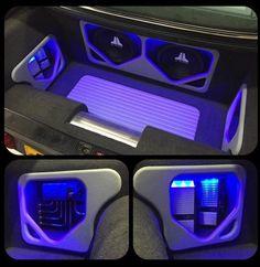 The Install Company Lowrider Trucks, Custom Car Interior, Air Ride, Electric Cars, Car Audio, Custom Cars, Speakers, Motors, Keep It Cleaner