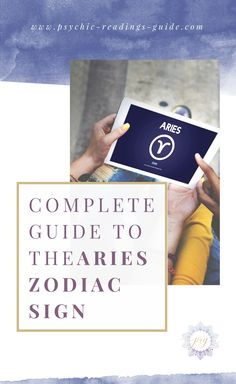 Today we're dishing dirt on the Aries Zodiac sign! Grab a latte (or glass of wine - we don't judge here!) and get ready to dive into this ultimate guide (over 2,000 words dedicated to the Aries)!   We're talking personality traits, compatibility (the good AND the bad), best careers choices, and what you need to know about Aries men and women. via @PRG_psychic