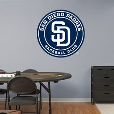 Tampa Bay Rays Teammate Fathead Wall Graphic