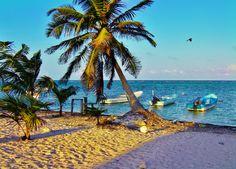 Este pequeño pueblo de pescadores cuenta con el único muelle de cruceros al sur del estado de Quintana Roo, gracias a que es un punto estratégico desde el que podrás realizar un recorrido estratégico por toda la costa en donde las aventuras sobran.