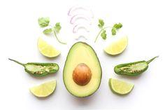 avocados are the best. guacamole recipe