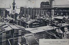 Le passé industriel de Saint-Aubin