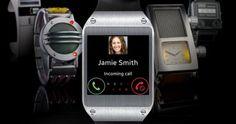 Samsung mostra relógios inteligentes da ficção para promover Galaxy Gear